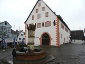 Rathaus in Steinau