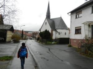 Kirche Niederzell