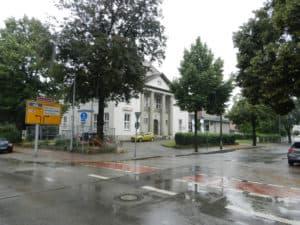 Die Jugendherberge Erfurt
