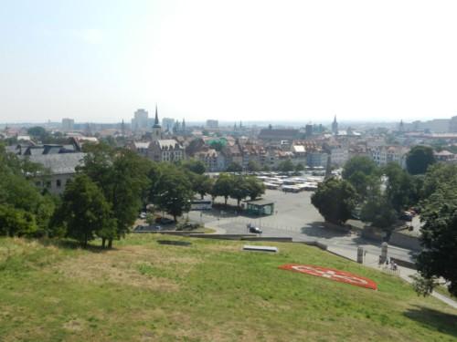 ... und es ist wieder heiß in Erfurt