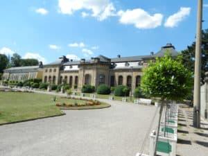 Orangerie in Gotha