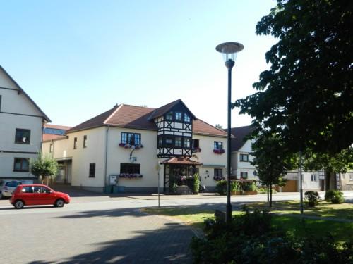 Gasthaus zum Stern in Mechterstädt