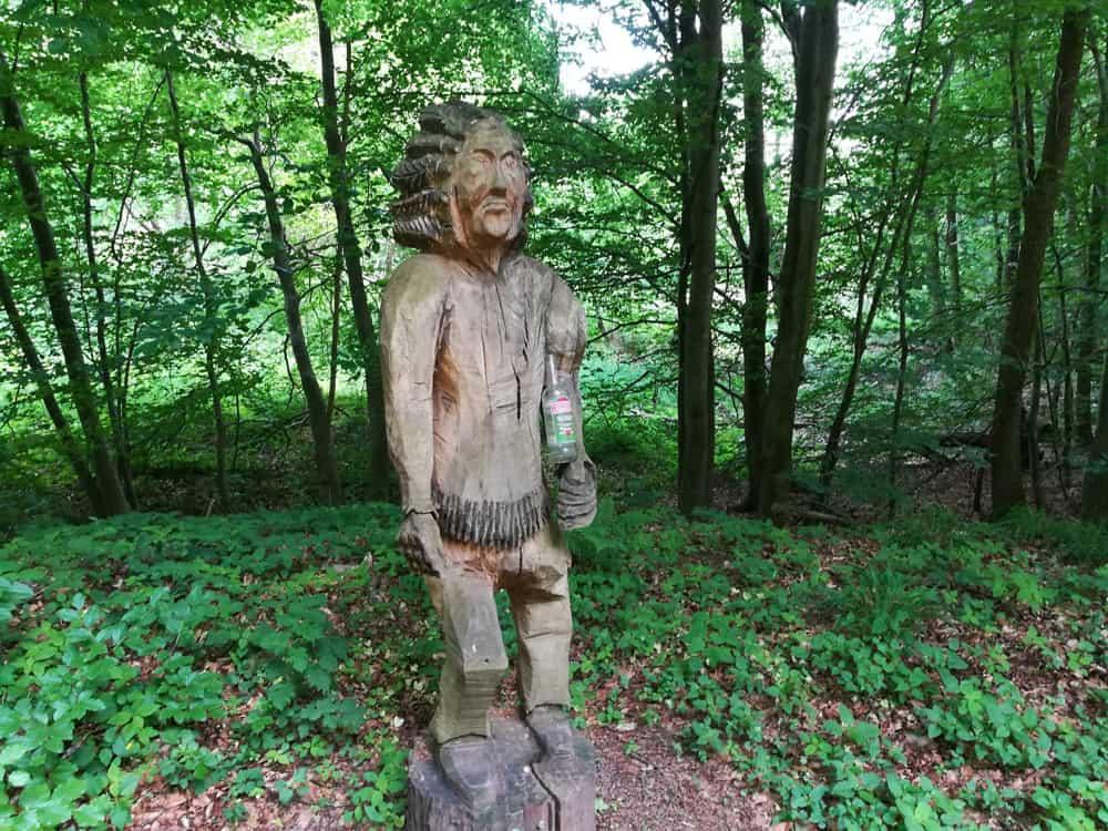 Auf fremden Pfaden - Der Karl May Wanderweg