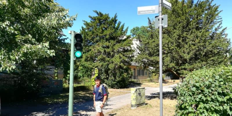Der Mauerweg zwischen Berlin und Potsdam