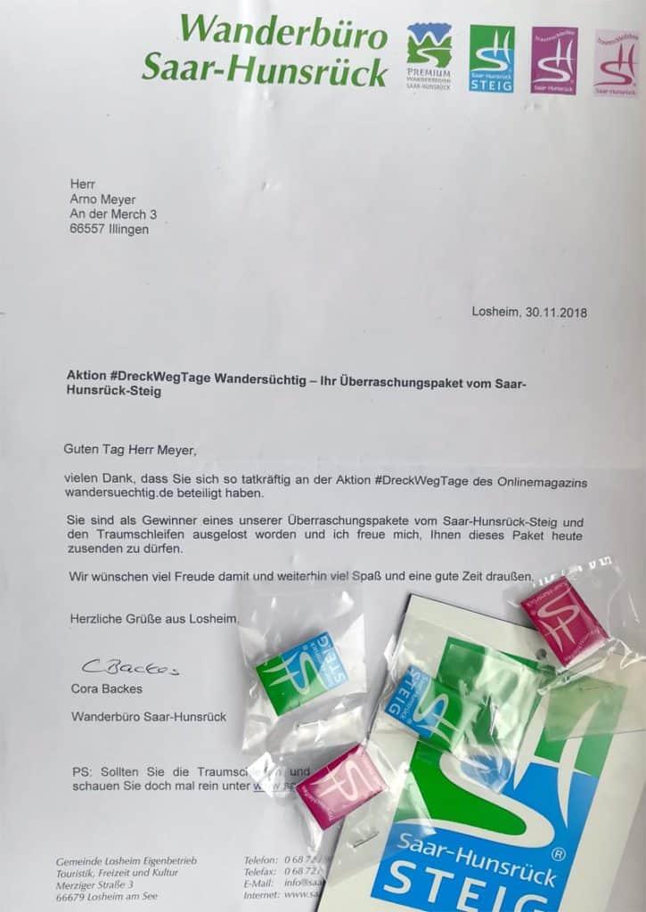 Saar-Hunsrück Steig