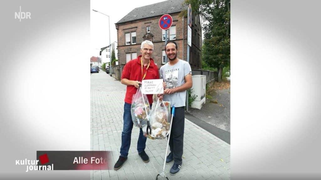 NDR Make Germany Nett again