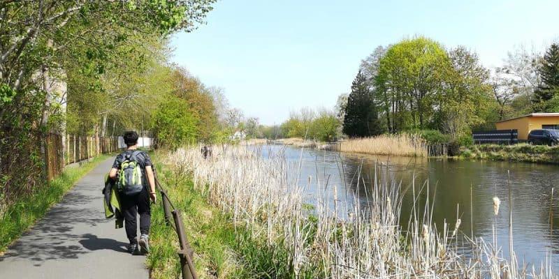 Zwischen Eberswalde und Niederfinow