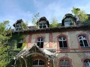 Die Heilstätten von Beelitz