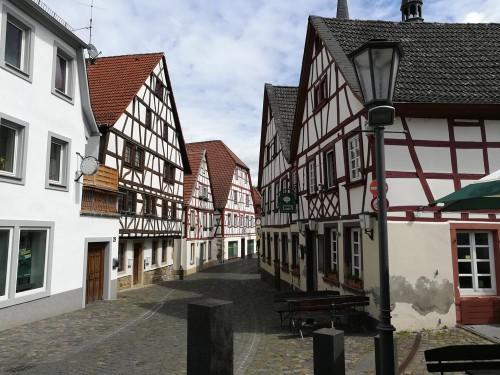 Zwischenstopp in Meisenheim am Glan