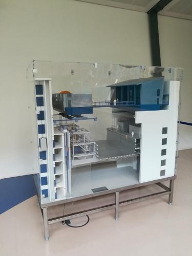 Informationszentrum zum Schiffshebewerk