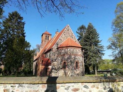 Kirche in Ladeburg