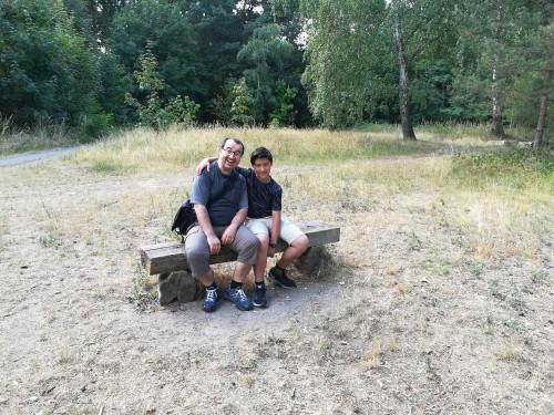 Entlang am Wannsee
