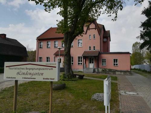 Unsere Unterkunft in Melchow