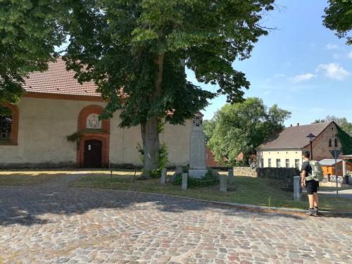 Pfarrkirche Mescherin