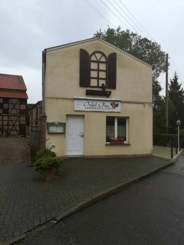 Kein Café in Gatow