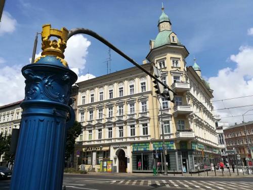 Das Stadtzentrum von Stettin