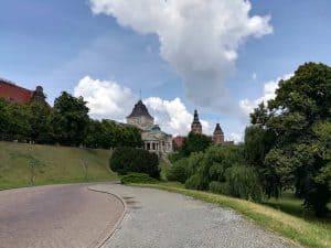 Die Hakenterrassen von Stettin
