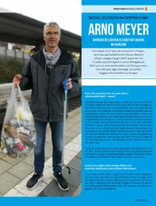 Arno Meyer im Interview